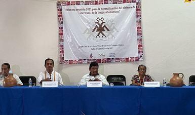 El INALI y el Centro de Desarrollo Social y Cultural Chinanteco inician Reunión de Planificación Lingüística de la Lengua Juu Jmií