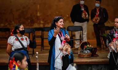 En Tingambato, Michoacán, la práctica musical proyecta los sueños de los infantes y revalora la cultura purépecha