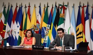 México preside la XXXI Reunión de Coordinaciones Nacionales de la Celac