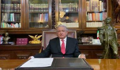 Presidente López Obrador participa en inauguración del Foro Generación Igualdad en París
