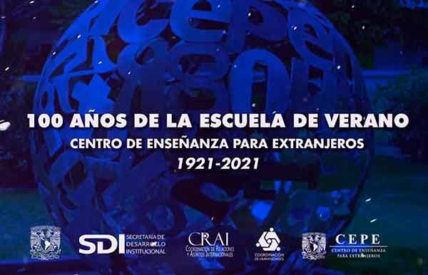 Celebra el CEPE de la UNAM 100 años de universalizar el conocimiento del español y la cultura mexicana: Graue