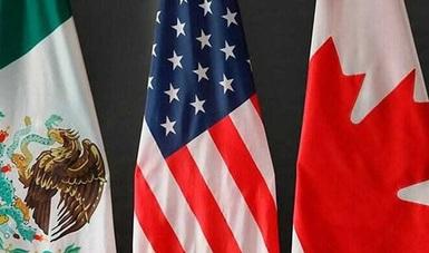 Anuncio de reunión entre México, Estados Unidos y Canadá