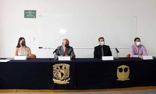 Continúa la UNAM su vinculación con el sector empresarial para apuntalar actividades científicas