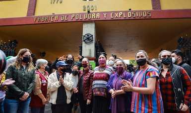 La Cuarta Sección del Bosque de Chapultepec abre los fines de semana