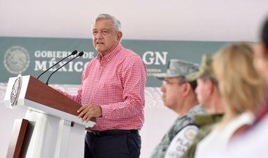 Nos llevó tiempo, pero se hizo justicia en caso Bavispe, afirma presidente en Sonora