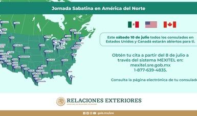Jornada Sabatina en América del Norte