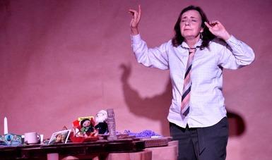 El Helénico se congratula con el estreno del unipersonal Detrás de mí la noche, interpretado por Verónica Langer