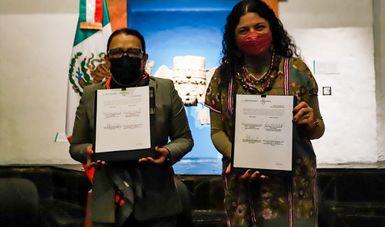 Suman esfuerzos Cultura y SSPC para prevenir violencia y delitos