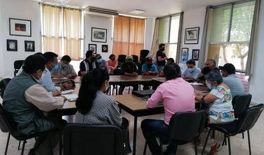 El INAH reestablece mesa de diálogo con el Ejido de Chablekal, Yucatán, para dar cauce a sus peticiones