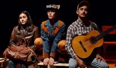 """Con un prestigio internacional comprobado regresa al Cecut la compañía Inmigrantes Teatro, con """"La Balada de Bonnie"""""""