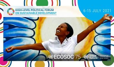 México participa en el Foro Político de Alto Nivel para el Desarrollo Sostenible