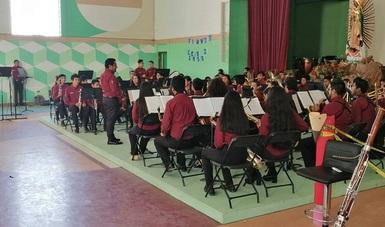 Los Semilleros creativos de música cierran el primer semestre del año con música tradicional, sinfónica y notas de jazz
