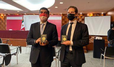 Cancillería presenta avances para agilizar la emisión de pasaportes en beneficio de los mexicanos