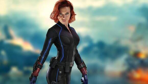 """El Film de la Semana """"Black Widow"""", decente adiós para Johansson del mundo Marvel"""