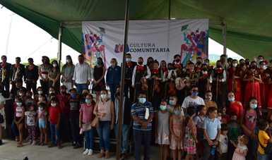 Con Cultura Comunitaria se promueve el bienestar social en Apatzingán, Michoacán