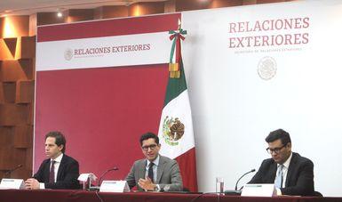 La red consular de México en América del Norte rompe registro histórico en atención consular