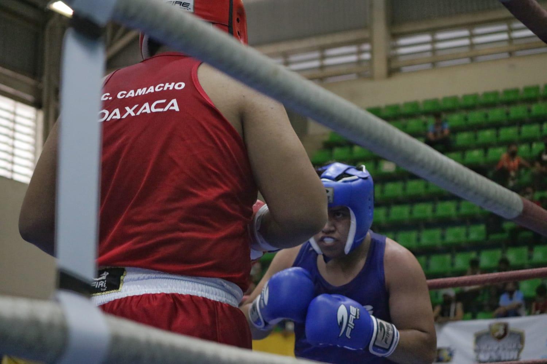 El boxeo capitalino cosechó 5 medallas en los Nacionales CONADE 2021