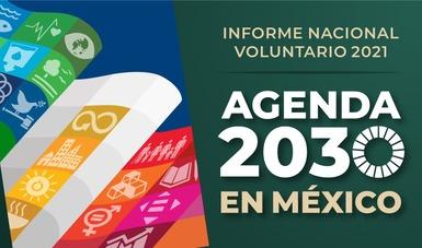 México entrega ante ONU informe sobre Agenda 2030