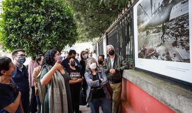 La Secretaría de Cultura del Gobierno de México reactiva la programación cultural en su sede de Tlaxcala