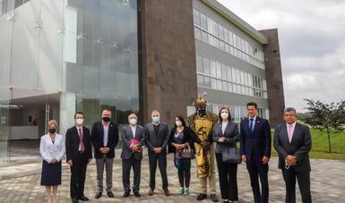 Impulsan SCT y AEM crear Complejo Espacial y Satelital en México