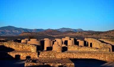 Las zonas arqueológicas de Altavista y Cerro del Teúl, en Zacatecas, reabrirán a la visita pública este 15 de Julio