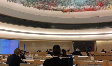 Concluye en Ginebra el 47° periodo de sesiones del Consejo de Derechos Humanos de las Naciones Unidas