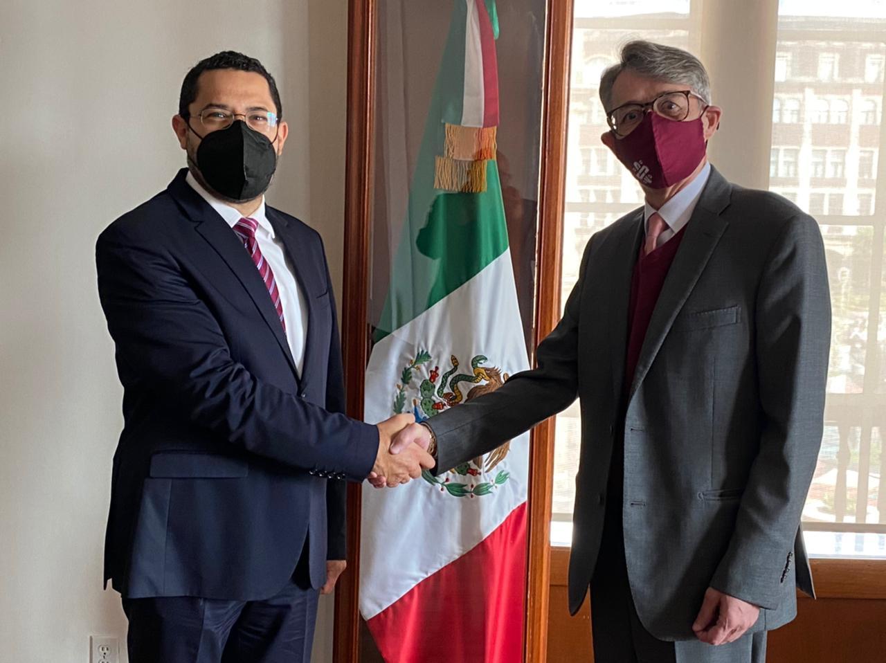 Inicia Proceso de entrega-recepción de la Secretaría de Gobierno de la CDMX