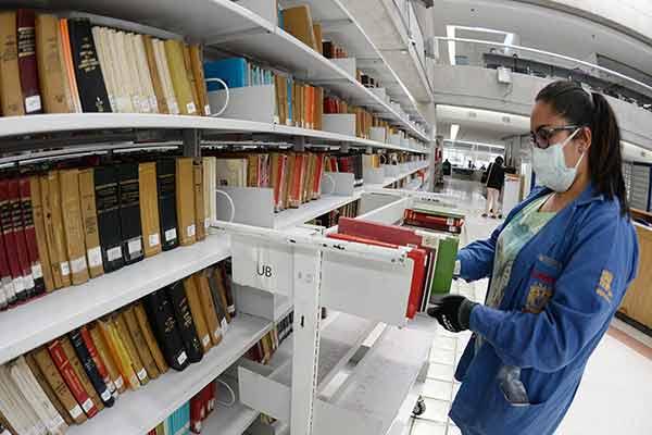 Bibliotecario: del papel al catálogo digital
