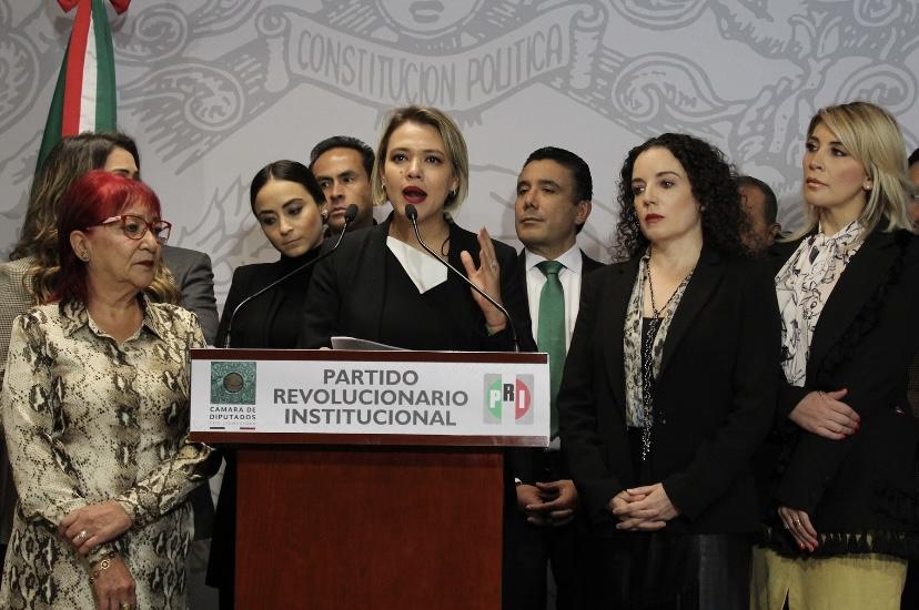 Pide PRI a Comisión Permanente reconocer a atletas que representarán a México en Juegos Olímpicos y Paraolímpicos Tokio 2021