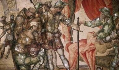 El Museo Nacional de Arte reúne tres grandes colecciones novohispanas en la exposición Símbolo y reino