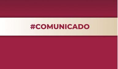 El Gobierno de México expresa su solidaridad por los desastres naturales ocurridos en países de Europa