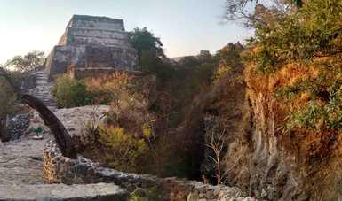 Se pospone la reapertura de la Zona Arqueológica del Tepozteco, en Morelos