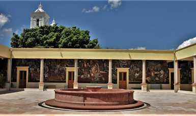 Cierre temporal del Museo Regional de Guerrero