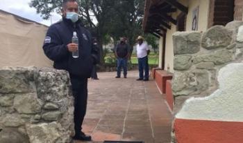La Zona Arqueológica de Tizatlán, en Tlaxcala, retoma actividades