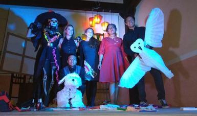 La Compañía Atl Teatro retoma historias tlaxcaltecas para sus montajes escénicos