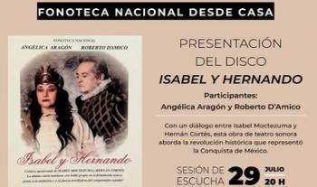 Presentarán nueva producción discográfica en conmemoración de la caída de México-Tenochtitlan