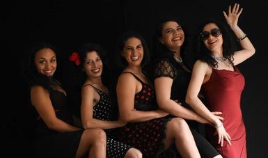 El humor femenino se manifiesta en el Cenart con la puesta en escena Variete De-lirios