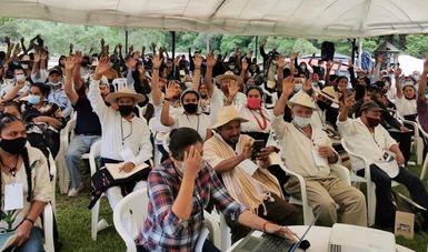 Iniciativa de Reforma Indígena obtiene consenso de pueblos y comunidades del país