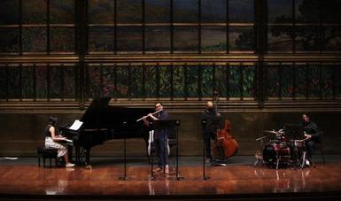 Grupo de cámara de la Orquesta Sinfónica Nacional interpretará en vivo obras de Claude Bolling