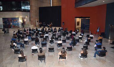 El tercer concierto del Ciclo Música de Cámara del Cecut estuvo dedicado al barroco