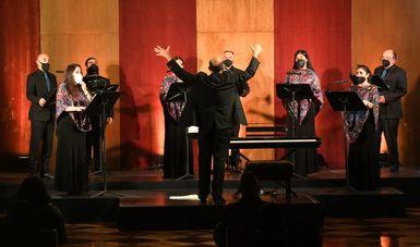El Coro de Madrigalistas de Bellas Artes estrenará el 31 de julio la segunda entrega del ciclo Tiempo de entrevistarte