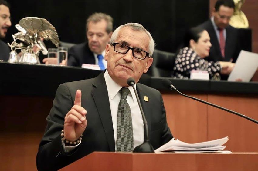 Advierte Raúl Bonifaz que Morena no permitirá la impunidad y mantendrá su postura a favor de un periodo extraordinario