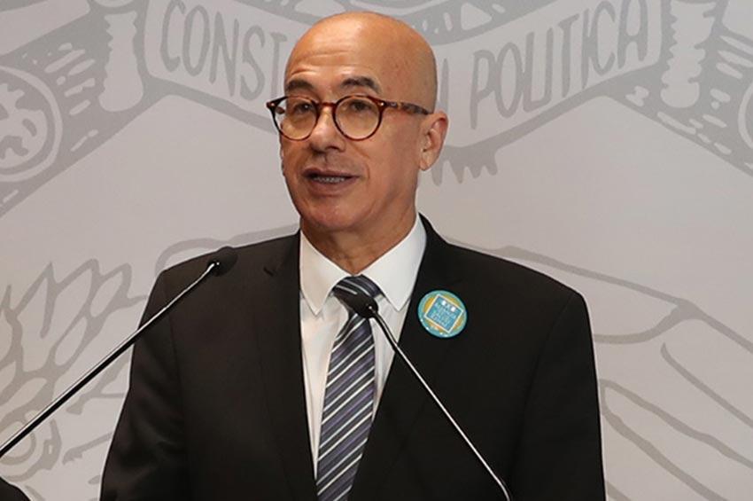 Afirma Éctor Ramírez que Federación rehúye a convocar al Consejo de Salubridad General y se niega a ceder facultades a gobiernos locales ante la pandemia