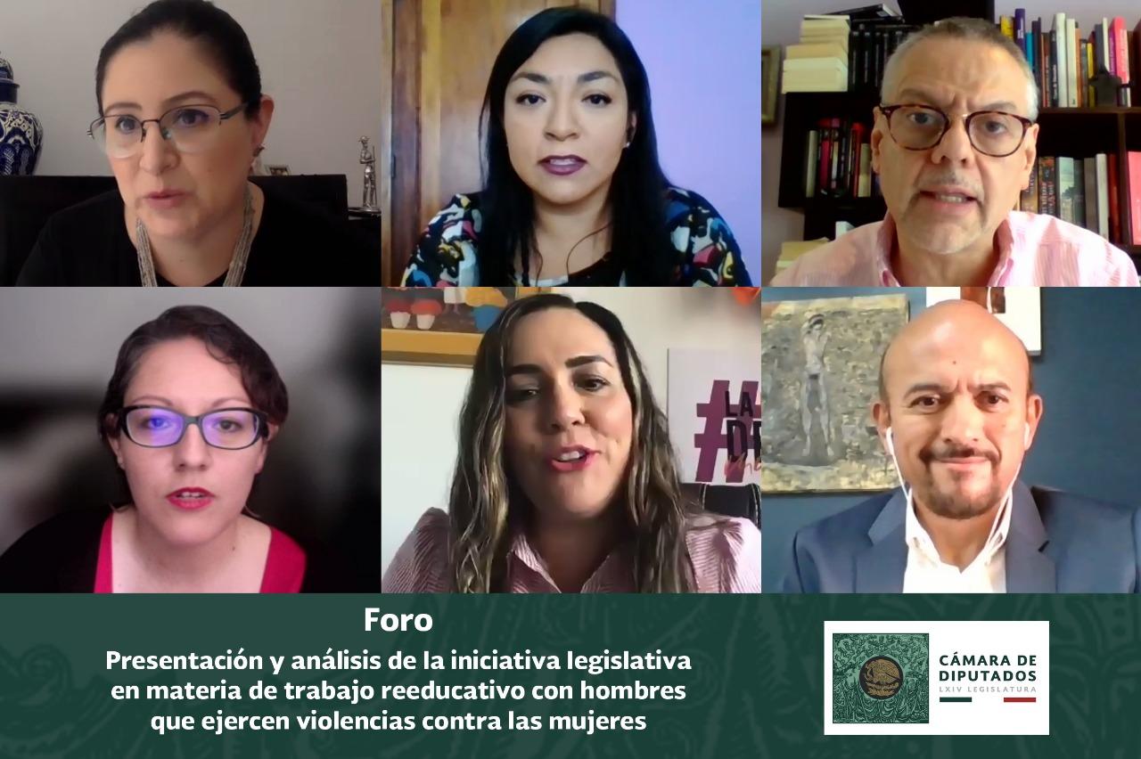 Detener la violencia de género requiere de la participación de todas y todos: diputada Tagle Martínez