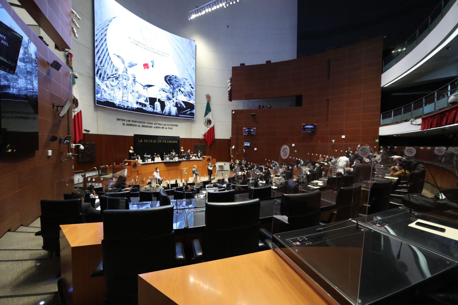 Diputados externaron comentarios en torno al dictamen sobre periodo extraordinario