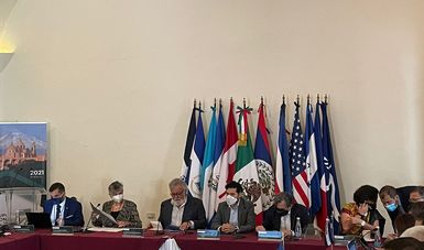 Primordial reforzar coordinación entre gobiernos para dar resultados en materia migratoria: Alejandro Encinas