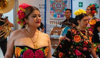 La Guelaguetza Muxe alista el evento final de su segunda edición
