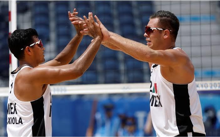 Voleibol de playa sufre segundo descalabro en Juegos Olímpicos