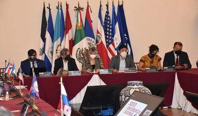 México es sede de la reunión del Grupo Regional de Consulta de la Conferencia Regional sobre Migración