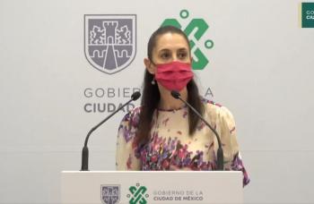 Mensaje de la Jefa de Gobierno, Claudia Sheinbaum Pardo relativo a la Ley de Publicidad Exterior